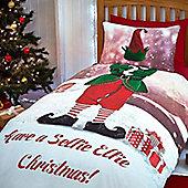 Selfie Elfie Single Bedding