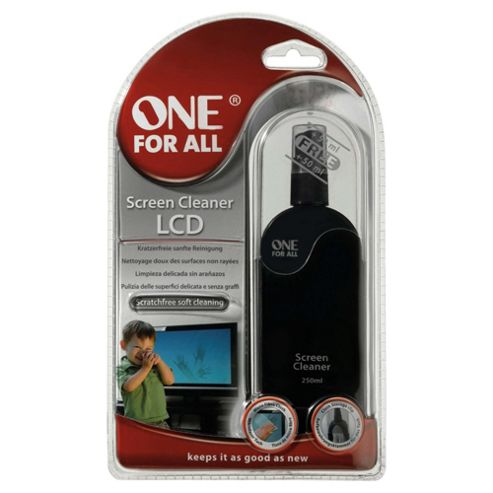 One For All SV 8415 LCD Screen Cleaner Large