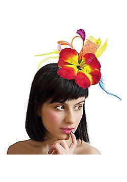 Amscan - Hibiscus Flower Headband