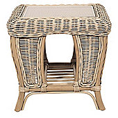 Salzburg Pebble Side Table Excl Glass