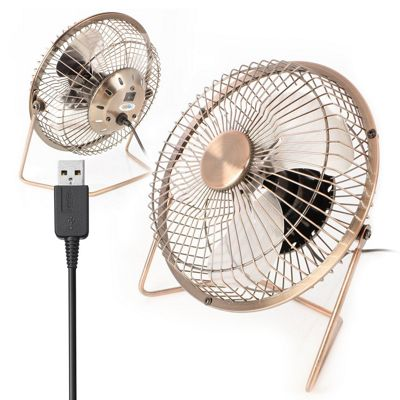 Twitfish USB Desk Fan 6