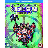 Suicide Squad Blu-ray