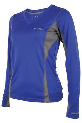Swish Women's Long Sleeve V-Neck Tee Shirt