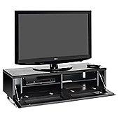 Techlink Panorama TV Stand - Black