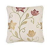 Rectella Canterbury Autumn Corded Cushion Cover -43x43cm