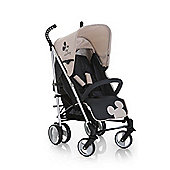 Hauck Spirit Stroller (Mickey Charcoal)