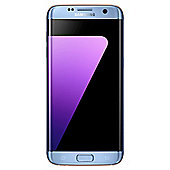 Tesco Mobile Samsung Galaxy S7 Edge Blue 32GB