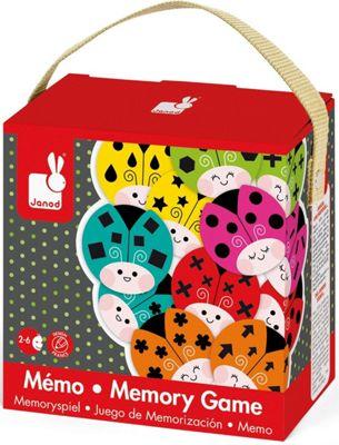 Janod Memo Memory Game