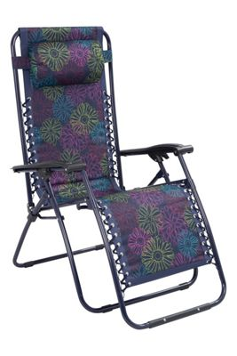 Mountain Warehouse Reclining Garden Chair
