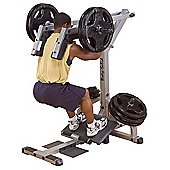 Body-Solid Leverage Squat/Calf Raise Machine (Grey)