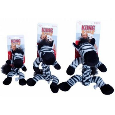 Kong Braidz Zebra Medium