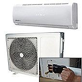 ElectIQ eIQ-18WMINVQC Inverter Air Conditioner, 18000 BTU - White
