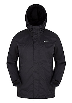 Torrent Mens Waterproof Jacket - Black