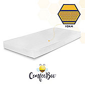 Comfeebee Basic Foam Cot Bed Mattress 140 x 70