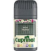 Cuprinol Garden Shades Tester - Wild Thyme - 50ML