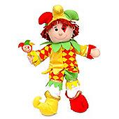 Fiesta Crafts Jester Hand Puppet