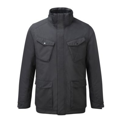 Craghoppers Mens Madsen Jacket Black Pepper L