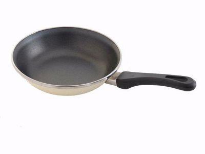 Judge Induction Enamelled Frying Pan Frypan Green 20cm