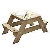TP Early Fun Picnic Table Sandpit FSC