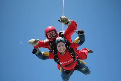 Introductory Tandem Skydive in Devon