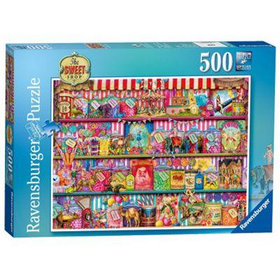 The Sweet Shop - 500pc Puzzle