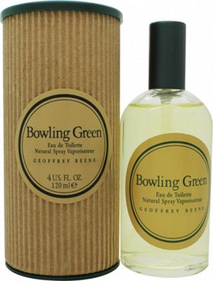 Geoffrey Beene Bowling Green Eau de Toilette (EDT) 120ml Spray For Men