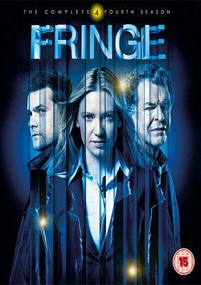 Fringe: Season 4. (DVD Boxset)