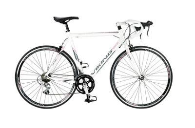 47cm Viking Elysee STI 14-Speed 700c Wheel Ladies' Bike, White