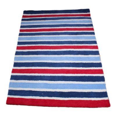 Stripy Children's Rug