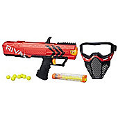 Nerf Rival Apollo XV-700 and Face Mask Red (Value Starter Pack)