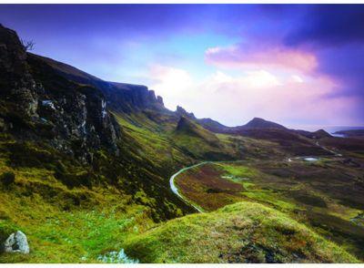 Trotternish Ridge - Scotland - 1000pc Puzzle