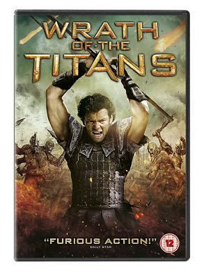 Wrath Of The Titans (DVD)