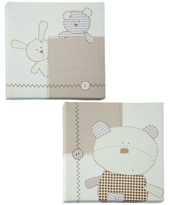 Mamas & Papas - Bedtime Hugs - Canvas Pictures