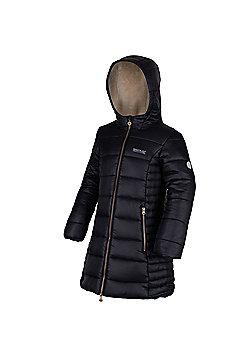 Regatta Girls Berryhill Jacket - Black