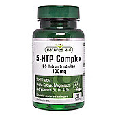 Natures Aid 5-HTP Complex 100mg - 30 Tablets