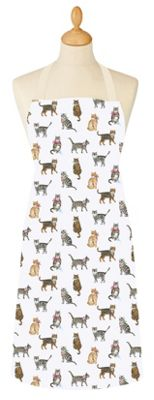 Cooksmart Cats On Parade PVC Apron