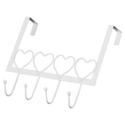 Tesco Heart Over Door Hooks