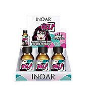 Hair Oil Treatment - Help Ampola Hair Hydration Kit - 30ml x 6 - Inoar