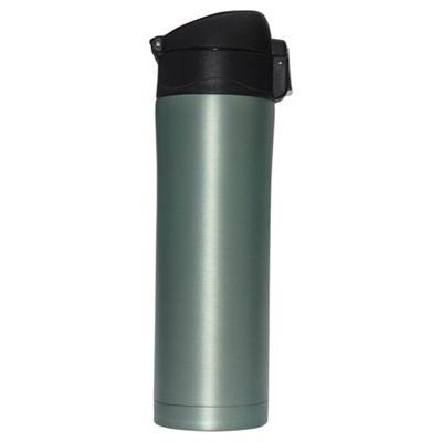 Tesco Flip Top Flask - Teal