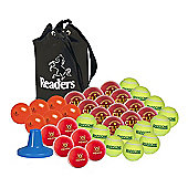 Readers Cricket Coaching Pack 2 Mens