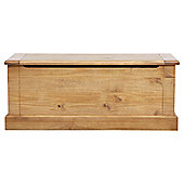 Portobello Toy Box, Rustic Pine