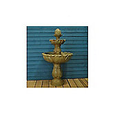 Majestic 3 Tier Water Feature Outdoor Water Feature