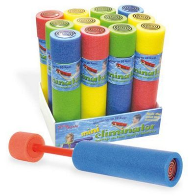 Mini Eliminator Pump Action Water Blaster Colours Vary
