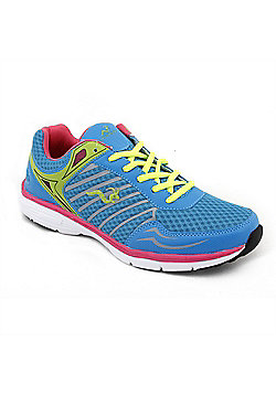 Woodworm Sports Mfs Mens Running Shoes / Trainers - Light blue