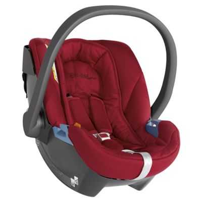 Mamas & Papas Aton Carrier Red
