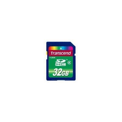 Transcend 32GB SD Card Class 4