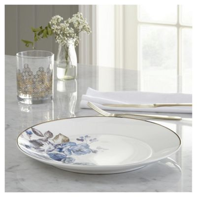 buy fox ivy jardin dinner plate from our fox ivy. Black Bedroom Furniture Sets. Home Design Ideas