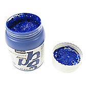 Pebeo Studio Acrylic 500ml - Dark Ultrmarine Blue