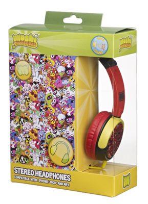 MOSHI MONSTERS Headphones (Red)