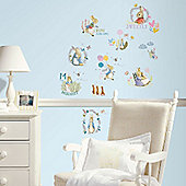 Baby Wall Stickers, Nursery Wall Stickers, Children's Wall Stickers - Peter Rabbit